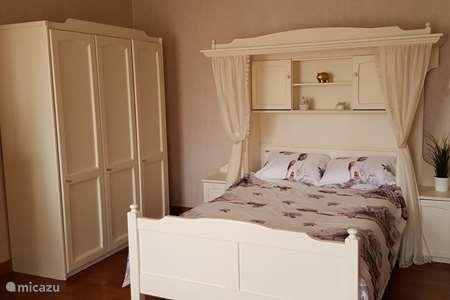 Vakantiehuis Frankrijk, Allier, Saint-Bonnet-Tronçais bed & breakfast Le Voyageur  kamer 3