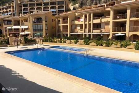 Vakantiehuis Spanje, Costa Blanca, Altea appartement Casa Walter & Sonja