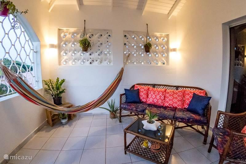 Vakantiehuis Bonaire, Bonaire, Kralendijk Studio Palm Breeze Studio
