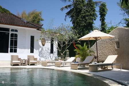 Vacation rental Indonesia – villa Ti-Art Villa Sanur