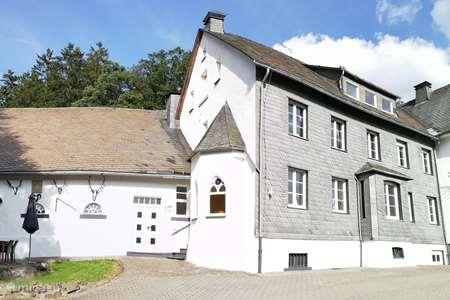 Vakantiehuis Duitsland, Sauerland, Siedlinghausen - Winterberg appartement Jagdschloss Siedlinghausen BG