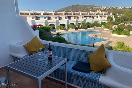 Vakantiehuis Spanje, Costa Blanca, Teulada vakantiehuis Casa Sonrisa