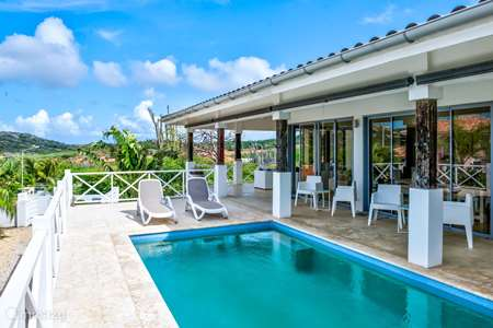 Vacation rental Bonaire, Bonaire, Bona Bista Estate holiday house BonaBista A16 Island Retreat