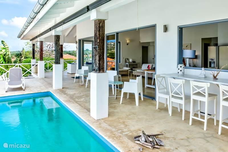 Vacation rental Bonaire, Bonaire, Bona Bista Estate Holiday house BonaBista A16 Island Retreat