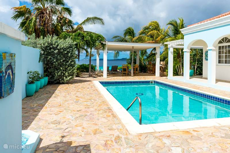 Vacation rental Bonaire, Bonaire, Sabadeco Holiday house Crown Ridge 6, Ocean, Private Pool