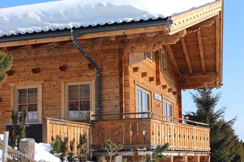 Vacation rental Austria, Salzburgerland, Bramberg Am Wildkogel Chalet Chalet AnneWill with Sauna