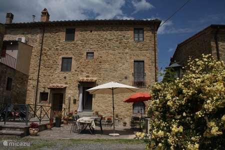 Vakantiehuis Italië, Toscane, Chianni appartement Casa Antonio