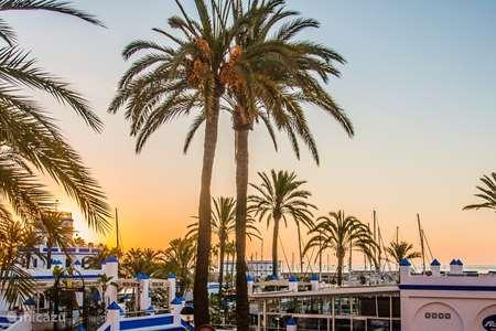 Vakantiehuis Spanje – appartement Palmeras Puerto Paraiso Estepona