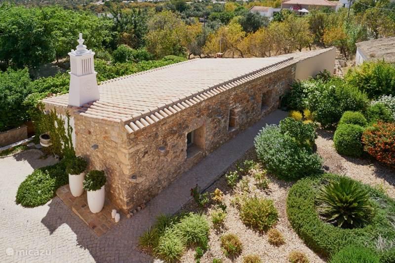 Vakantiehuis Portugal, Algarve, Loulé-Parragril-Zimbral Gîte / Cottage Guesthouse Casa Mocho Branco