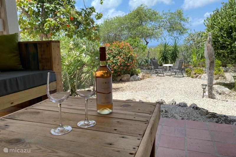 Ferienwohnung Bonaire, Bonaire, Kralendijk Studio Kas Espedajo - studio Turtuga