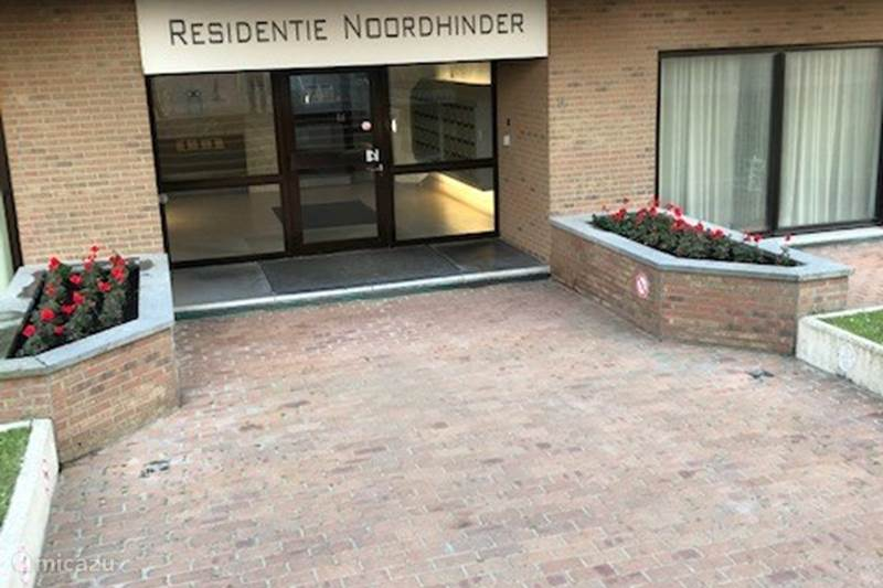 Vacation rental Belgium, Belgian Coast, De Panne Apartment App. Noordhinder