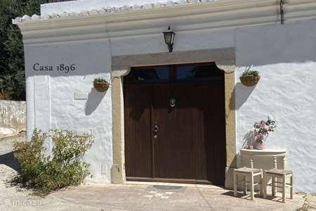 Vacation rental Portugal, Algarve, Almancil holiday house Casa 1896
