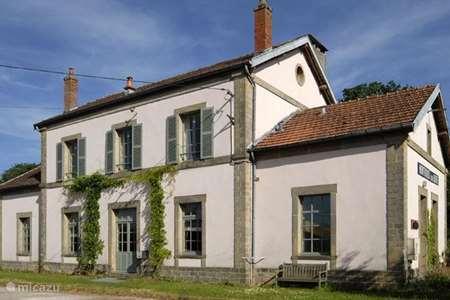 Ferienwohnung Frankreich, Vogesen, Monthureux-sur-Saône ferienhaus l'Ancienne Gare