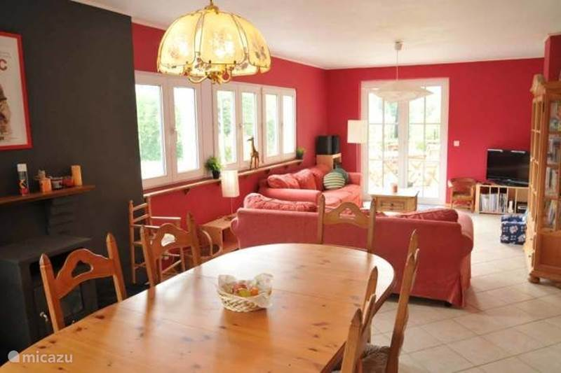 Vacation rental Belgium, Ardennes, Manhay Holiday house Kids Paradise in the Ardennes