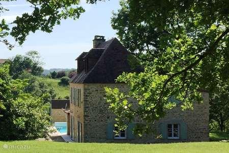 Vakantiehuis Frankrijk, Dordogne, Florimont-Gaumier vakantiehuis Le Vieux Chêne