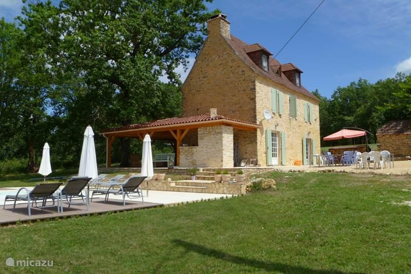 Vacation rental France, Dordogne, Florimont-Gaumier Holiday house Le Vieux Chêne