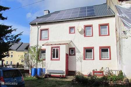 Vakantiehuis Duitsland, Eifel, Nattenheim vakantiehuis De Levende Tuin