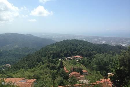 Uitzicht en bergen