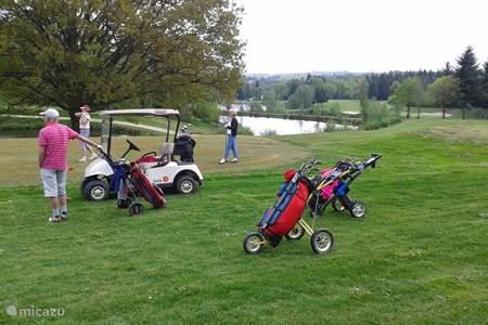 Golf course la Prèze