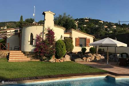 Vakantiehuis Spanje, Costa Brava – villa Casa Dos Gatos