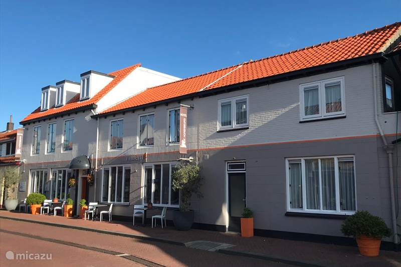 Vakantiehuis Nederland, Zeeland, Kortgene Appartement Residence Appartement Kortgene