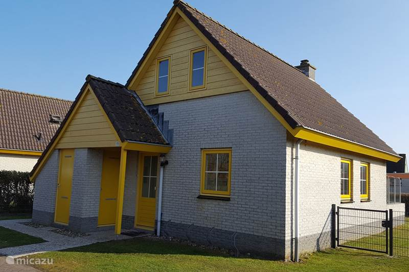 Vakantiehuis Nederland, Noord-Holland, Julianadorp aan Zee Bungalow  De Gele Tulp