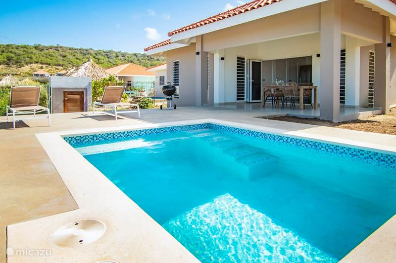 Vacation rental Curaçao, Banda Abou (West), Fontein Holiday house Villa Rustique