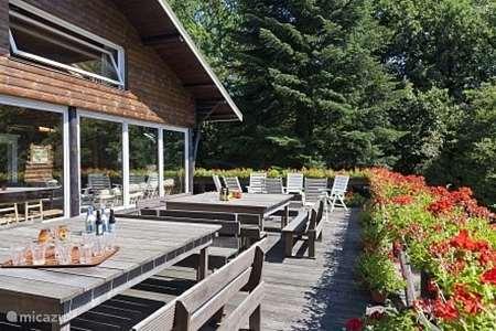 Ferienwohnung Belgien, Ardennen, Manhay ferienhaus Charmechalet Sol Croupet