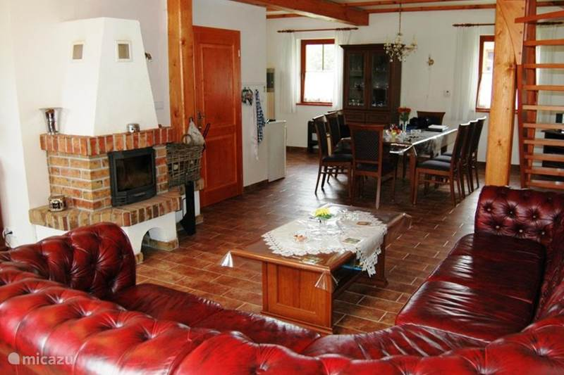 Vacation rental Czech Republic, Giant Mountains, Trutnov Holiday house Marie Helena