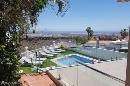Vakantiehuis Spanje, Gran Canaria, Montaña la Data vakantiehuis Holiday Home Villa Fonzie