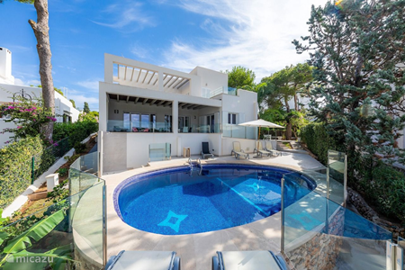 Vakantiehuis Spanje, Mallorca, Cala d`Or - villa Villa Llonga Mar