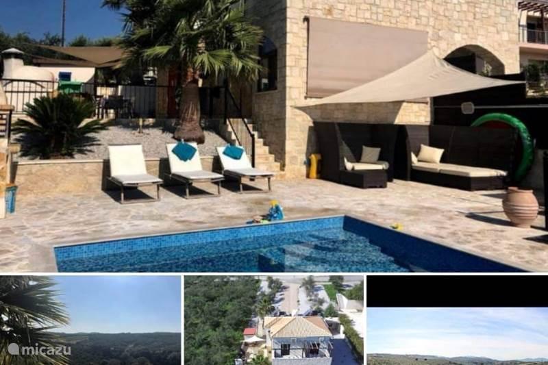 Vakantiehuis Griekenland, Kreta, Chania Vakantiehuis ZENtrum villa Darmarochori