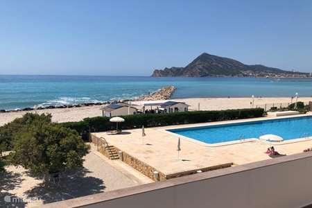 Vacation rental Spain, Costa Blanca, Altea apartment Casa Natalia