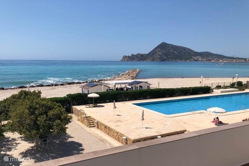 Vakantiehuis Spanje, Costa Blanca, Altea Appartement Casa Natalia