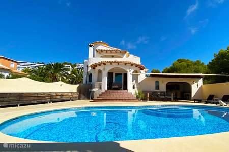 Vakantiehuis Spanje, Costa Blanca, Calpe - villa Villa Tonella