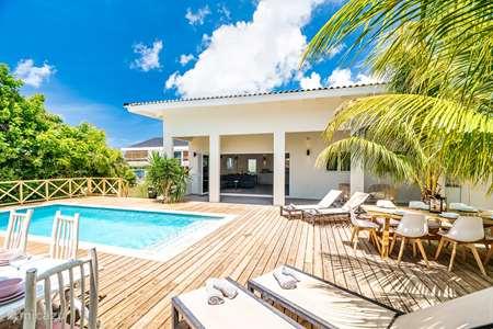 Vakantiehuis Curaçao, Banda Ariba (oost), Jan Thiel villa Villa Zarza