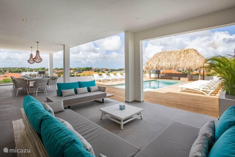 Ferienwohnung Curaçao, Banda Ariba (Ost), Vista Royal Villa Villa Vidanova
