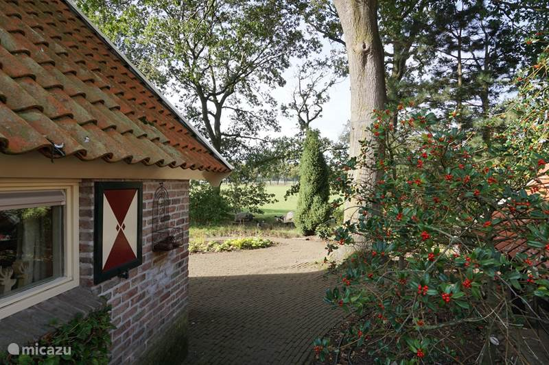Vakantiehuis Nederland, Gelderland, Eibergen Boerderij Saksisch boerderijtje