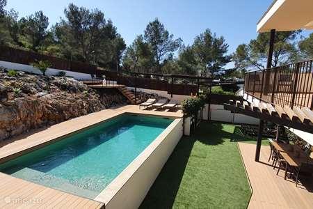Vacation rental Spain, Barcelona, Canyelles villa Villa Vicente