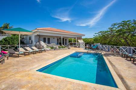 Vacation rental Curaçao, Banda Ariba (East), Jan Thiel villa Villa Caiquetio