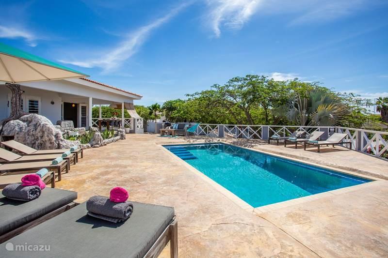 Vacation rental Curaçao, Banda Ariba (East), Jan Thiel Villa Villa Caiquetio