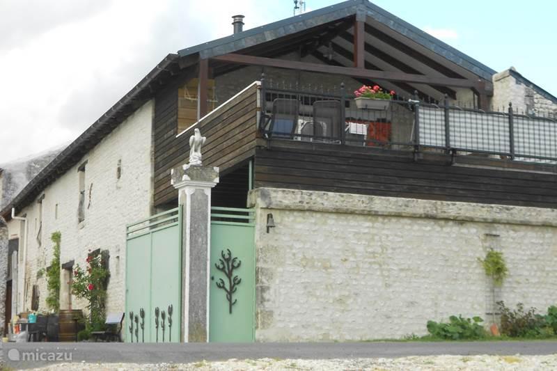 Vakantiehuis Frankrijk, Indre-et-Loire, Jaulnay Vakantiehuis Le Vieux Grenier