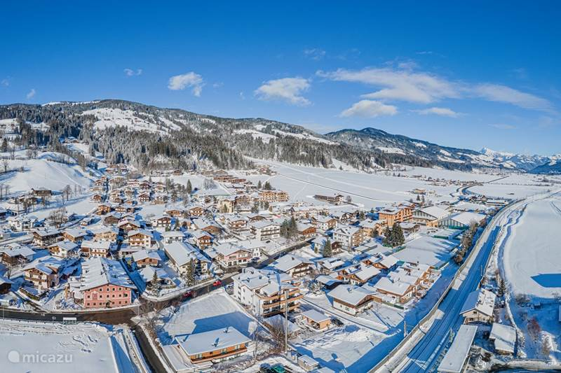 Vacation rental Austria, Tyrol, Brixen im Thale Apartment Residenzbrixental