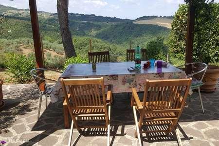 Vakantiehuis Italië, Toscane – boerderij Il rustico di Leo