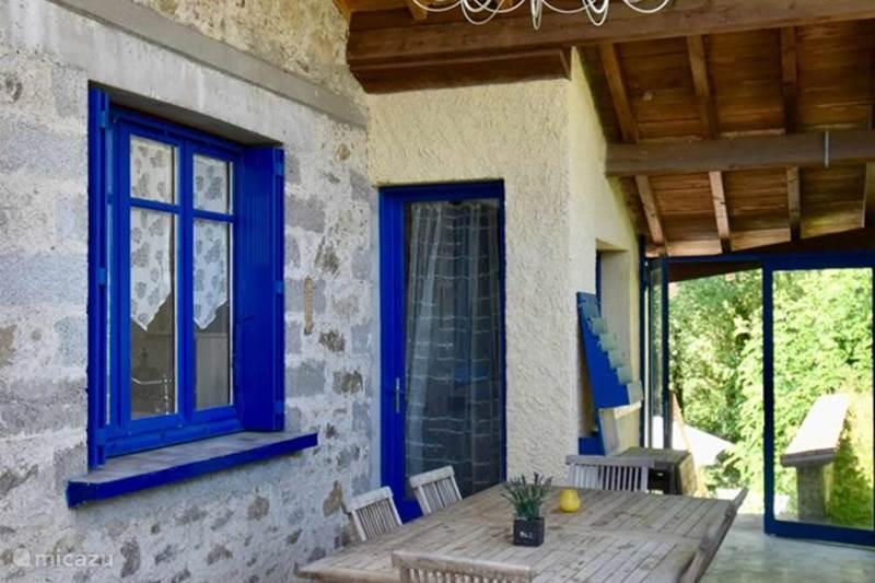 Vakantiehuis Frankrijk, Aveyron, Brandonnet Vakantiehuis Maison 'l Alzou
