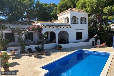 Vakantiehuis Spanje – villa Villa Bertill