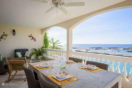 Vakantiehuis Curaçao, Banda Ariba (oost), Mambo Beach villa Tropical Lagoon