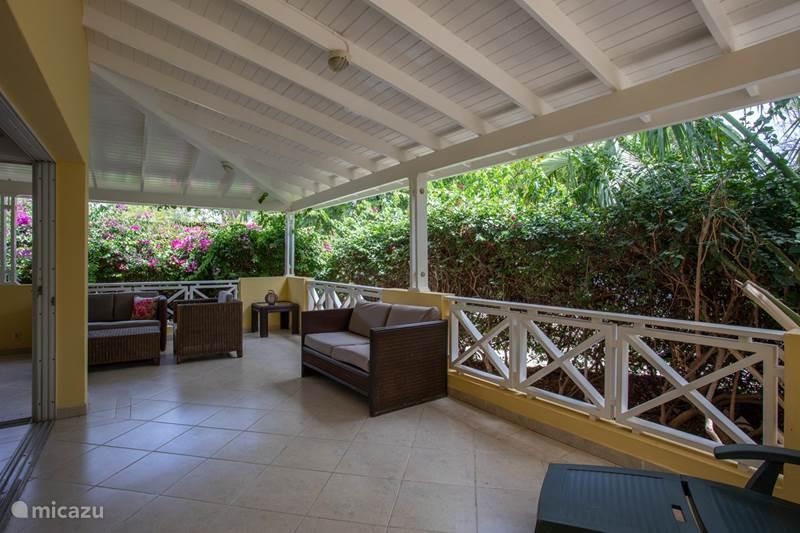 Vakantiehuis Curaçao, Curacao-Midden, Piscadera Bungalow Piscadera Bay Resort 59A