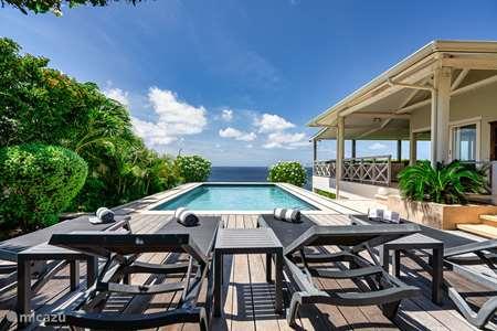 Ferienwohnung Curaçao, Banda Abou (West), Cas Abou villa Villa di Toro