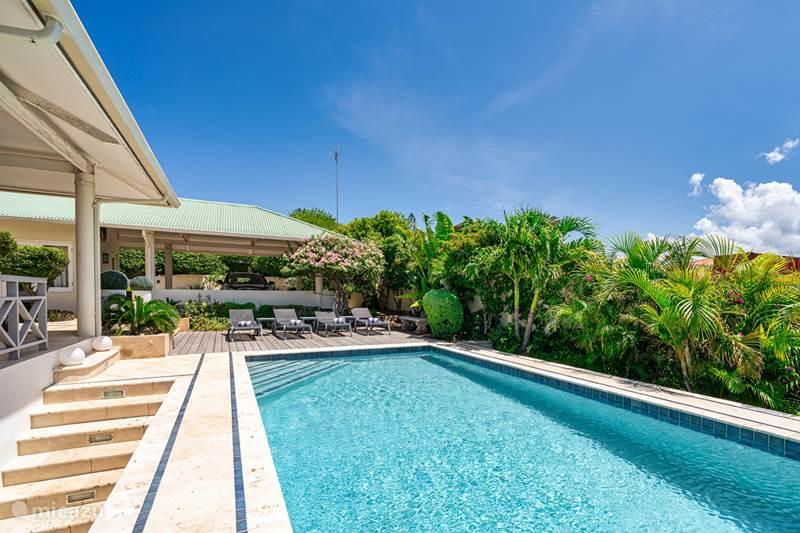 Vakantiehuis Curaçao, Banda Abou (west), Cas Abou Villa Villa di Toro